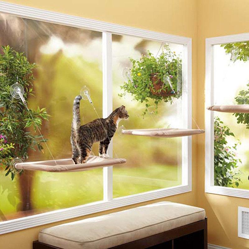 Hamac De Fenêtre Pour Chat Chatmoureux