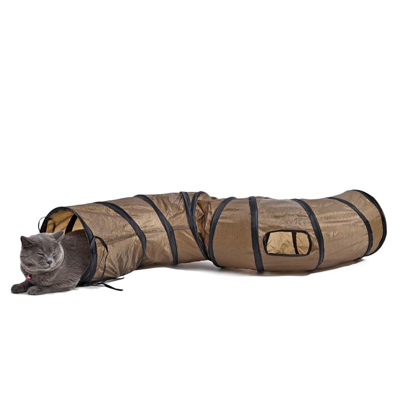 tunnel pour chat avec fen tres chatmoureux. Black Bedroom Furniture Sets. Home Design Ideas